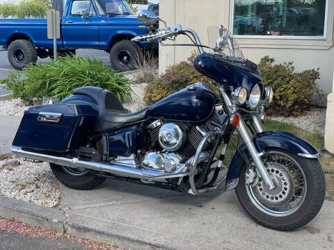 2002 Yamaha V-Star 1100 Bagged for sale at Harper Motorsports-Powersports in Post Falls ID