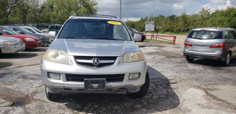 2005 Acura MDX for sale at Anthony's Auto Sales of Texas, LLC in La Porte TX