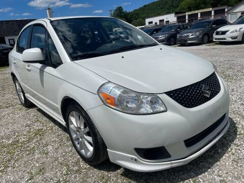 2009 Suzuki SX4 for sale at Ron Motor Inc. in Wantage NJ