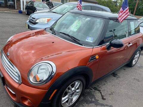 2012 MINI Cooper Hardtop for sale at Primary Motors Inc in Commack NY