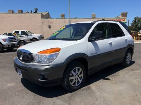 2002 Buick Rendezvous for sale at C J Auto Sales in Riverbank CA