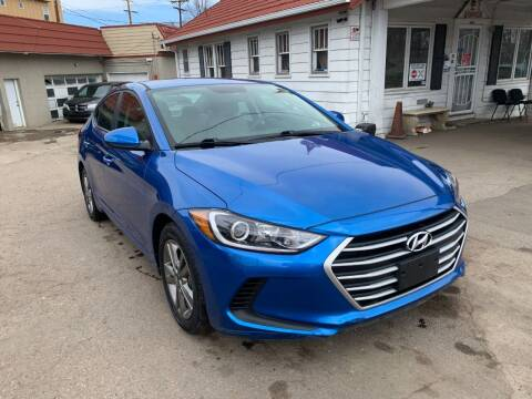 2018 Hyundai Elantra for sale at STS Automotive in Denver CO