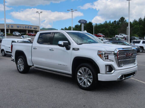 2021 GMC Sierra 1500 for sale at Ken Wilson Ford in Canton NC