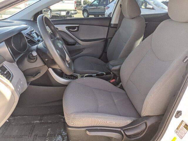 2015 Hyundai Elantra SE 4dr Sedan 6A - Gulfport MS