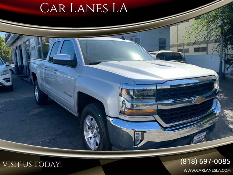 2018 Chevrolet Silverado 1500 for sale at Car Lanes LA in Valley Village CA