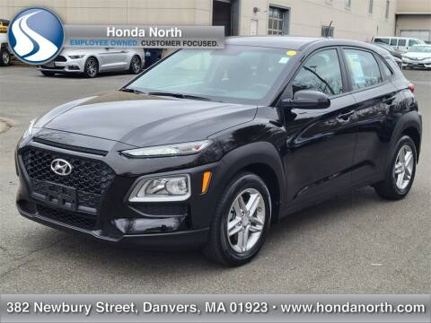 2018 Hyundai Kona for sale at 1 North Preowned in Danvers MA