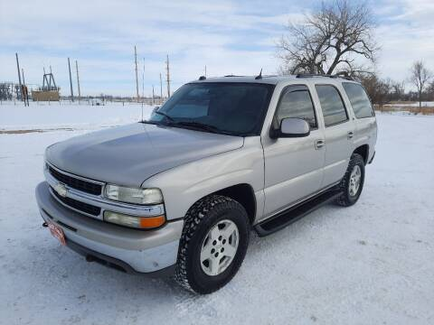 2004 Chevrolet Tahoe for sale at Best Car Sales in Rapid City SD