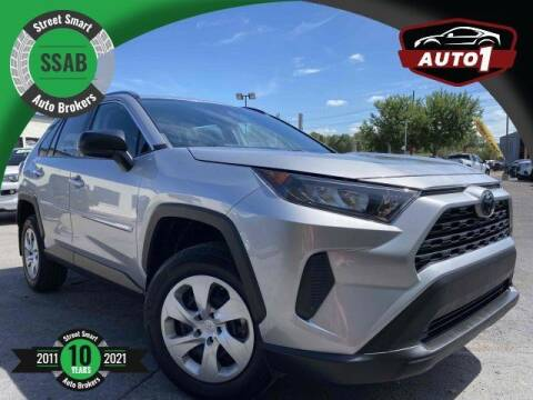 2019 Toyota RAV4 for sale at Street Smart Auto Brokers in Colorado Springs CO