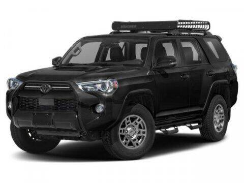 2020 Toyota 4Runner for sale at HILAND TOYOTA in Moline IL