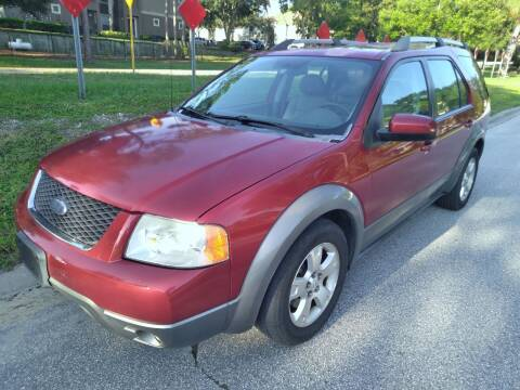 2006 Ford Freestyle for sale at Low Price Auto Sales LLC in Palm Harbor FL