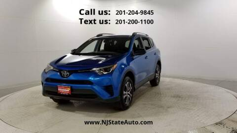 2017 Toyota RAV4 for sale at NJ State Auto Used Cars in Jersey City NJ