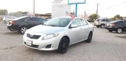 2010 Toyota Corolla for sale at Autosales Kingdom in Lancaster CA