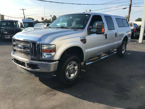 2010 Ford F-250 Super Duty for sale at KAP Auto Sales in Morrisville PA