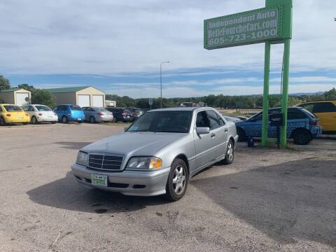 2000 Mercedes-Benz C-Class for sale at Independent Auto in Belle Fourche SD