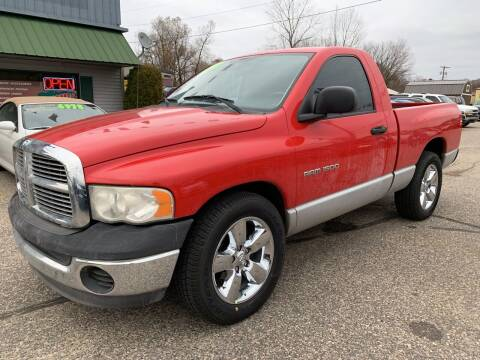 2003 Dodge Ram Pickup 1500 for sale at 51 Auto Sales in Portage WI