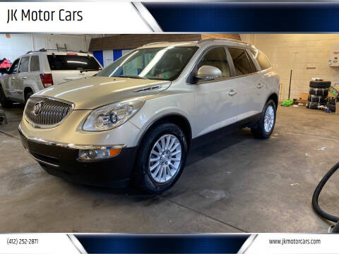 2011 Buick Enclave for sale at JK Motor Cars in Pittsburgh PA