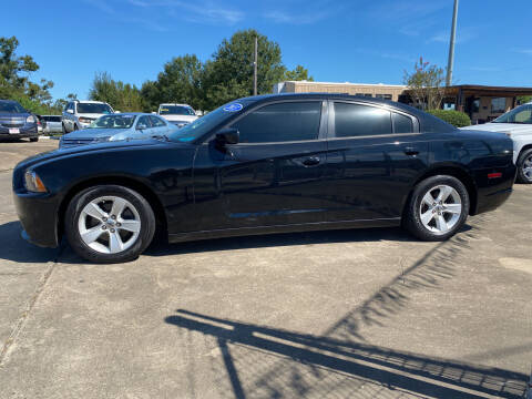 2013 Dodge Charger for sale at Bobby Lafleur Auto Sales in Lake Charles LA
