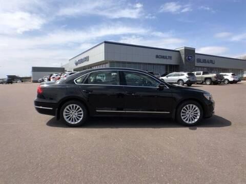2016 Volkswagen Passat for sale at Schulte Subaru in Sioux Falls SD