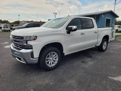 2019 Chevrolet Silverado 1500 for sale at Snider's Auto Center in Titusville FL