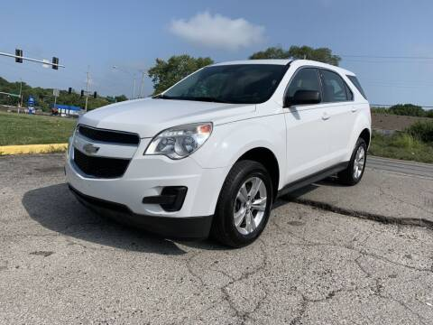 2013 Chevrolet Equinox for sale at InstaCar LLC in Independence MO