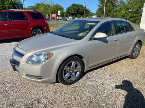 2010 Chevrolet Malibu for sale at Baileys Truck and Auto Sales in Florence SC