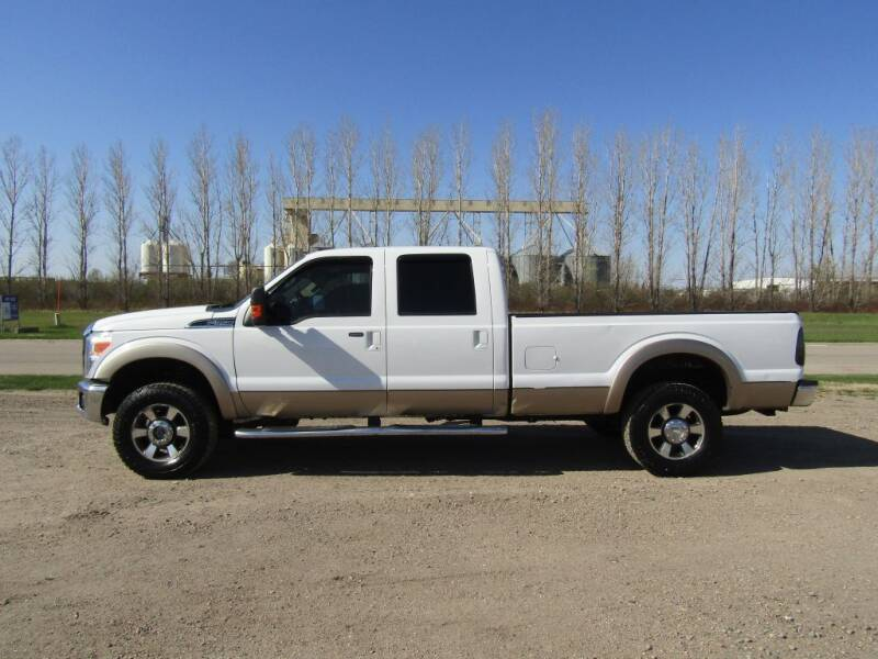 2011 Ford F-350 Super Duty for sale at Elliott Auto Sales in Moorhead MN