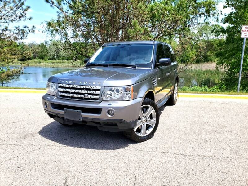2009 Land Rover Range Rover Sport for sale at Excalibur Auto Sales in Palatine IL