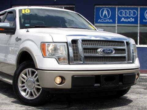 2010 Ford F-150 for sale at Orlando Auto Connect in Orlando FL