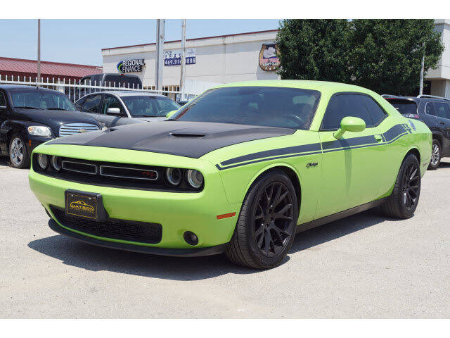 2015 Dodge Challenger for sale at Monthly Auto Sales in Fort Worth TX