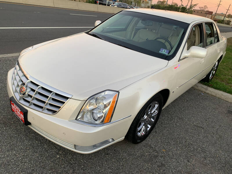 2008 Cadillac DTS for sale at STATE AUTO SALES in Lodi NJ