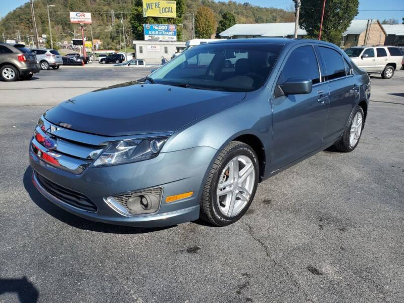 2011 Ford Fusion for sale at MCMANUS AUTO SALES in Knoxville TN