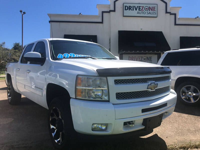 2011 Chevrolet Silverado 1500 for sale at DRIVE ZONE AUTOS in Montgomery AL