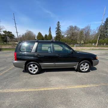 2004 Subaru Forester for sale at Cannon Falls Auto Sales in Cannon Falls MN