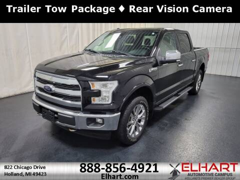 2017 Ford F-150 for sale at Elhart Automotive Campus in Holland MI