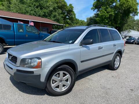 2005 Volvo XC90 for sale at CHECK  AUTO INC. in Tampa FL