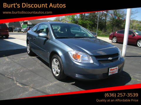 2007 Chevrolet Cobalt for sale at Burt's Discount Autos in Pacific MO