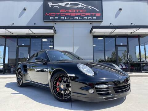 2010 Porsche 911 for sale at Exotic Motorsports of Oklahoma in Edmond OK