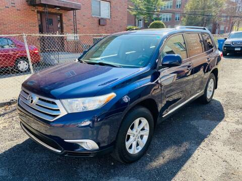 2011 Toyota Highlander for sale at Kensington Family Auto in Kensington CT