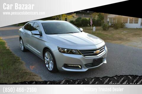 2015 Chevrolet Impala for sale at Car Bazaar in Pensacola FL