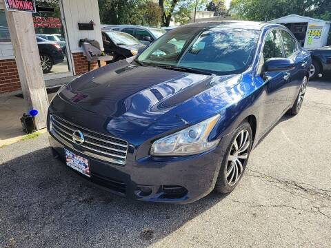 2009 Nissan Maxima for sale at New Wheels in Glendale Heights IL