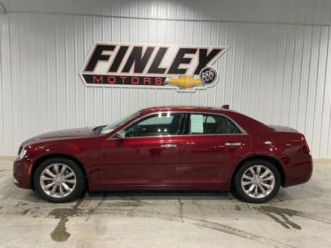 2015 Chrysler 300 for sale at Finley Motors in Finley ND