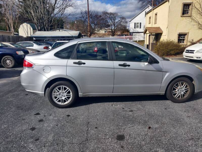 2010 Ford Focus for sale at DL Autos in Lenoir NC