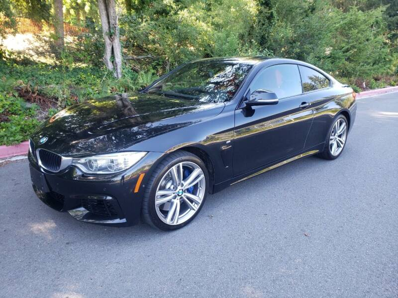 2014 BMW 4 Series for sale at Painlessautos.com in Bellevue WA