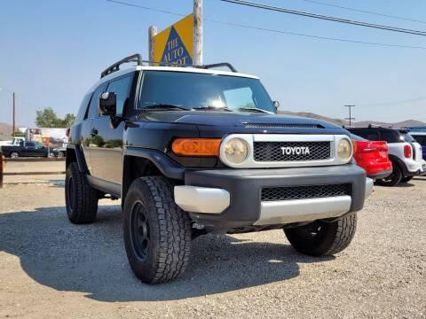2008 Toyota FJ Cruiser for sale at Auto Depot in Carson City NV