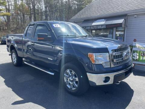 2013 Ford F-150 for sale at Clear Auto Sales in Dartmouth MA