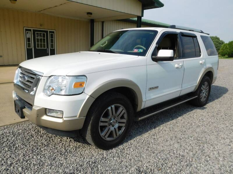2007 Ford Explorer for sale at WESTERN RESERVE AUTO SALES in Beloit OH