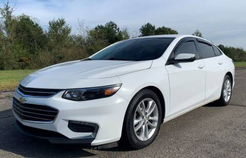 2017 Chevrolet Malibu for sale at Crawley Motor Co in Parsons TN