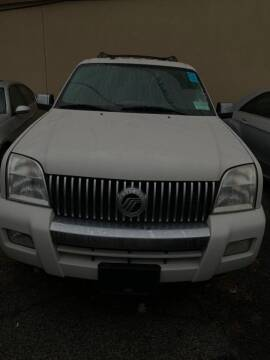 2008 Mercury Mountaineer for sale at GARET MOTORS in Maspeth NY