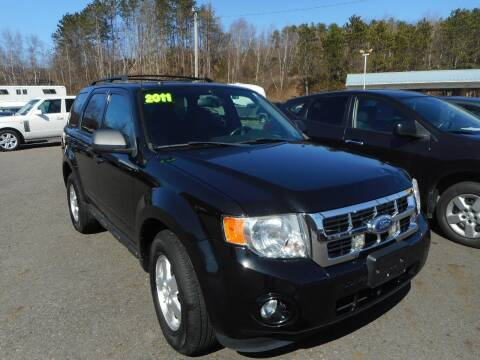 2011 Ford Escape for sale at Automotive Toy Store LLC in Mount Carmel PA