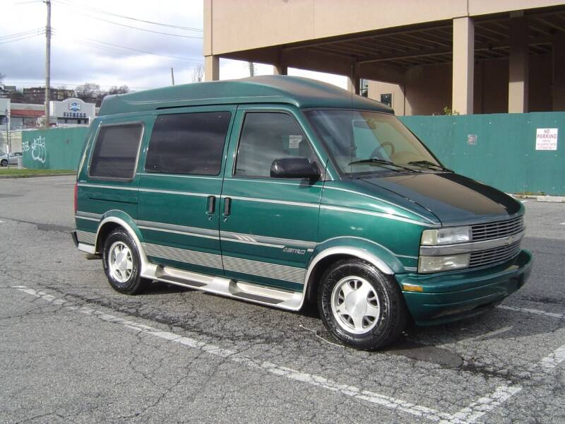 2002 Chevrolet Astro for sale at Reliable Car-N-Care in Staten Island NY